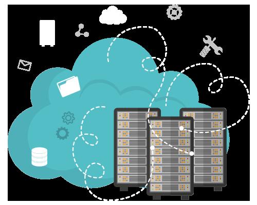 استضافة ويب سحابية Cloud Hosting